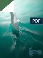 Foto Reflejo Del Barco de Papel 120cm Otrio-12