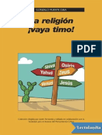 La Religion !Vaya Timo! - Gonzalo Puente Ojea