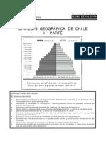 Sintesis Geografica de Chile II