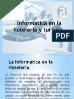 Informatica en La Hotelria y Turismo