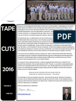Tape Cuts 2017