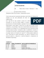 Informe de Observacion Psicomotriz (1) (1)