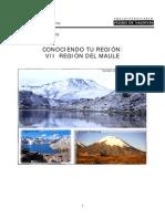 M.a VII Region Del Maule