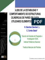 Analisis de la estabilidad y comportamiento de estructuras cilindricas de pared delgada utilizando elemntos finitos.pdf