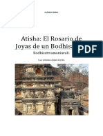 Atisha El Rosario de Joyas de Un Bodhisattva