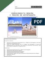 Conociendo tu región - II region de antofagasta __