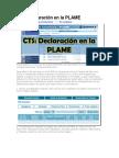 CTS Declaracion