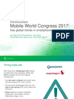 IHS Markit Key Smartphone Trends Post MWC