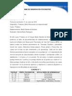 Informe de Observacion Psicomotriz Sebastian (1)