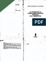 (1987) CONDARCO y MURRA - Complementariedad Vertical Eco-simbiótica