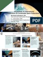 NASA 164271main 2nd exp conf 11 InternationalExplorationPerspective BHufenbach