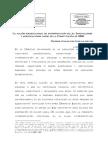 La Acción Jurisdiccional de Interpretación de Ley. Innovaciones y Modificaciones Luego de La Constitución de 1999
