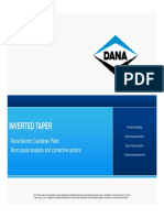 Microsoft PowerPoint - Root Cause Analysis and Corrective Action Inverted Taper May 29 Rev.10