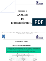 ANÁLISIS DE REDES ELÉCTRICAS