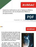Aspectos Normativos Examenes Medicos O.