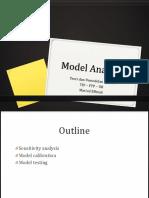 6 Model Analysis