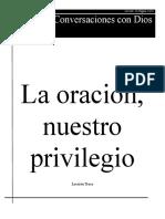 SP DISC09 PRY 13 OracionNuestroPrivilegio