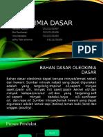 Presentasi Cpo (Oleokimia Dasar)