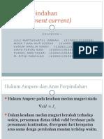 Arus Perpindahan (Displacement Current)