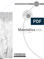 Matemática Álgebra