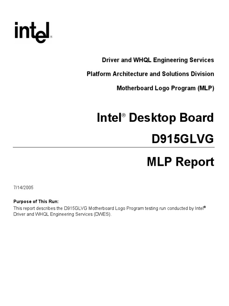 915 motherboard audio driver for windows xp.
