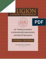 IAHR Program Book WEB