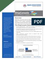 ShipConsole Brochure