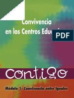 Convivencia en Los Centros Educativos - Convivencia Entre Iguales (1)