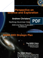 NASA 164277main 2nd exp conf 18 ScienceAndExploration DrAChristensen