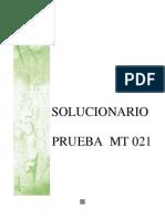 SOL MT-021