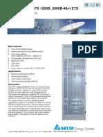 DPS 1200B-2000B-48-n ETS