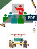 La Educacion Para La Salud