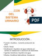 Farmacos Que Actúan en El Sistema Urinario