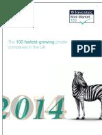 Mid Market 100 2014 Magazine
