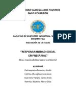 Resposabilidad Social Empresarial en Perú