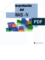 CLASE 5INTERPRETACION DEL WAIS IV (REFORMULADO).pdf