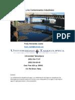 El agua y los Contaminantes Industriales.docx