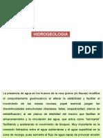 7º Clase - Hidrologia e Hidrogeologia