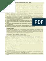 como elaborar un Reglamento de Organización y Funciones