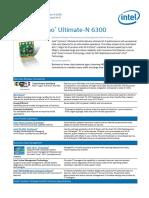 Centrino Ultimate n 6300 Brief