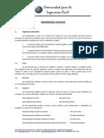 Membresías CINGCIVIL