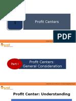 Chapter 5 - Profit Centers