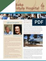 March 2008 Hamlin Fistula Aid Fund Newsletter