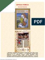 Antigua Homilía-Versión 1 (Secunda Clementis)