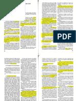 LORENZETTI, R. L. La Descodificación y Fractura Del Derecho Civil