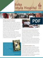September 2008 Hamlin Fistula Aid Fund Newsletter