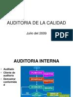 2 Planeacion de La Auditoria