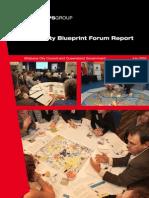 Forum Report - River City Blueprint