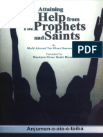 Help From Prophets and Saints