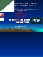 Presentación Ing. Rojas